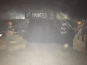 2015 HAUNTED ENTRANCE