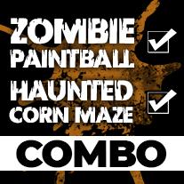 Farmer Mike - Zombie Paintball + Haunted Maze - Thumbnail - 207x207 COMBO